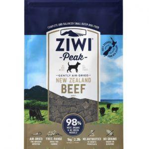 ZiwiPeak Dog - Air-dried Beef 2,5 kg
